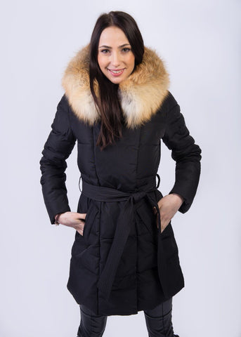 Women Winter Down Coat TD-AF-2777