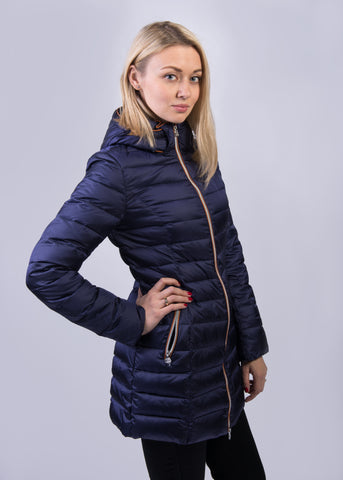 Women Winter Down Coat MSDS-Q508