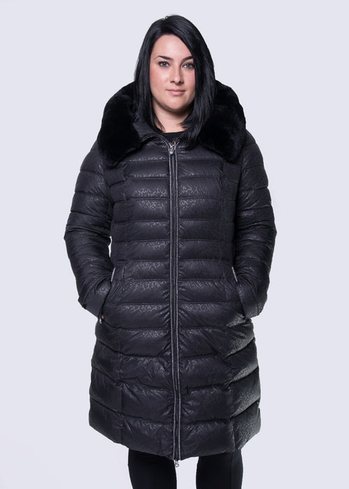 Plus Size Women Winter Down Coat VLCB-V522