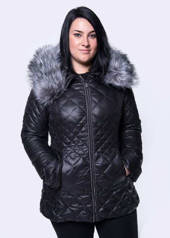 Women Winter Down Coat TD-AF-JK6006
