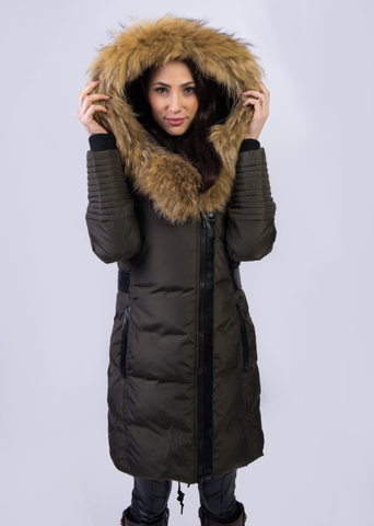 Women Winter Down Coat TD-AF2720