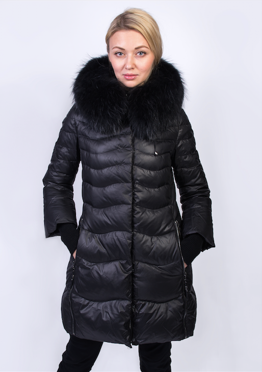 Women Winter Down Coat TD-AF-2275