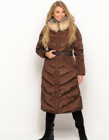 Women Winter Down Coat TD-AF-3639