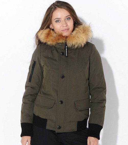 Women Winter Down Coat SICB-V116