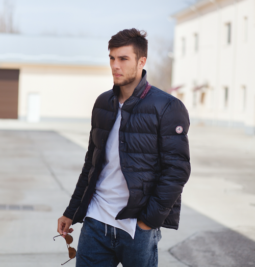 Men Down Coat Napaleon