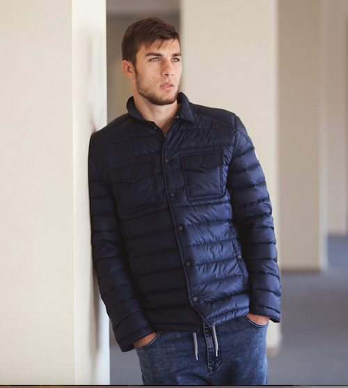 Men Winter Down Jacket Gregor