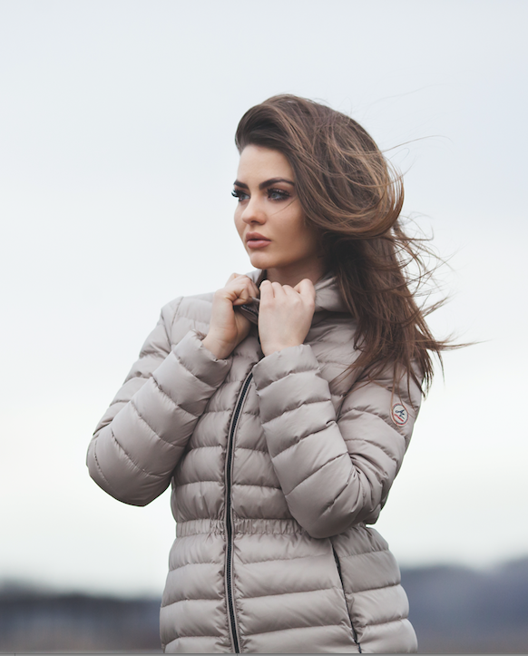 Women Winter Down Jacket Vaurnet