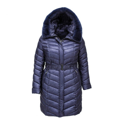 Plus Size Women Winter Down Coat VLCB-V551