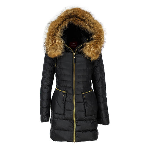 Women Winter Down Coat SID-Q546