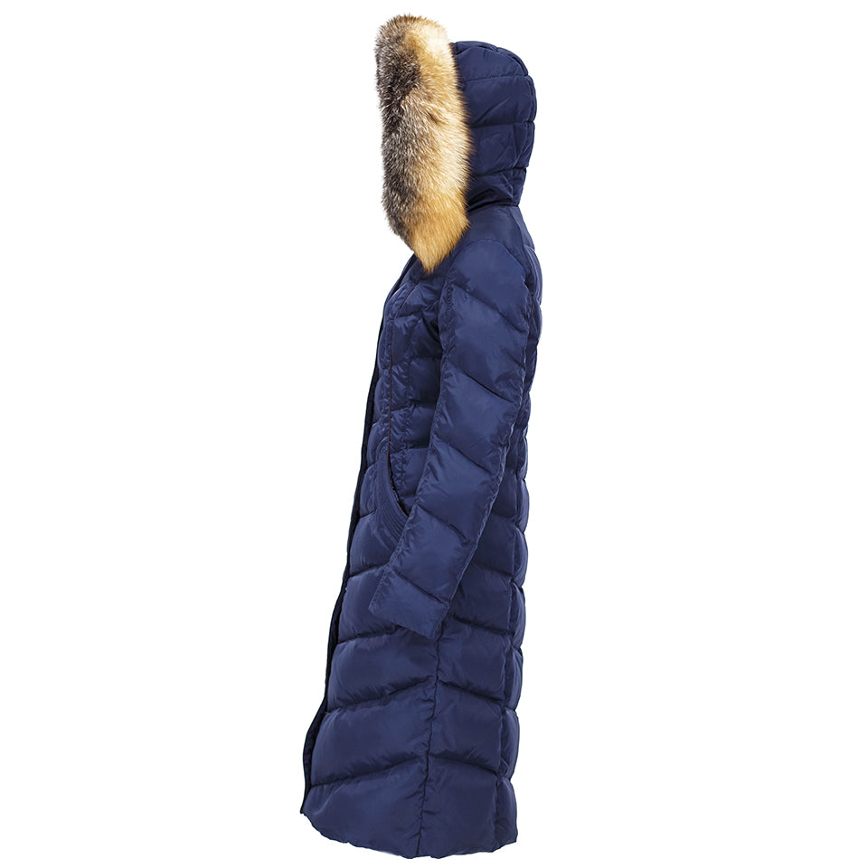 Plus Size Women Winter Goose Down Coat SID-Q701