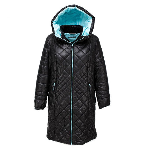 Plus Size Women Winter Down Coat VLCB-Q551