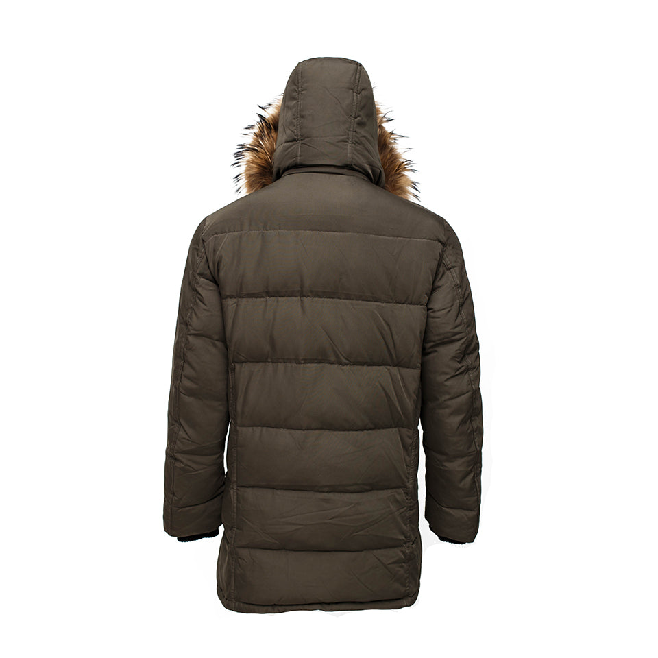 Men winter down coat SICBM-V752