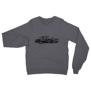 Black Pearl Mono Heavy Blend Crew Neck Sweatshirt