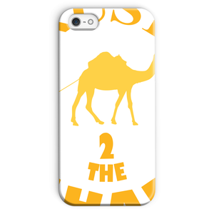 Rust 2 Sahara - Logo Phone Case