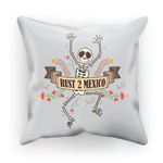 Rust 2 Mexico - Bones Cushion