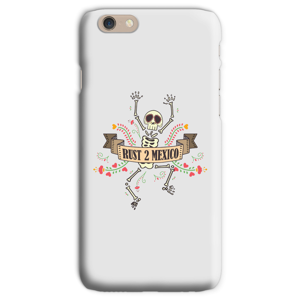 Rust 2 Mexico - Bones Phone Case