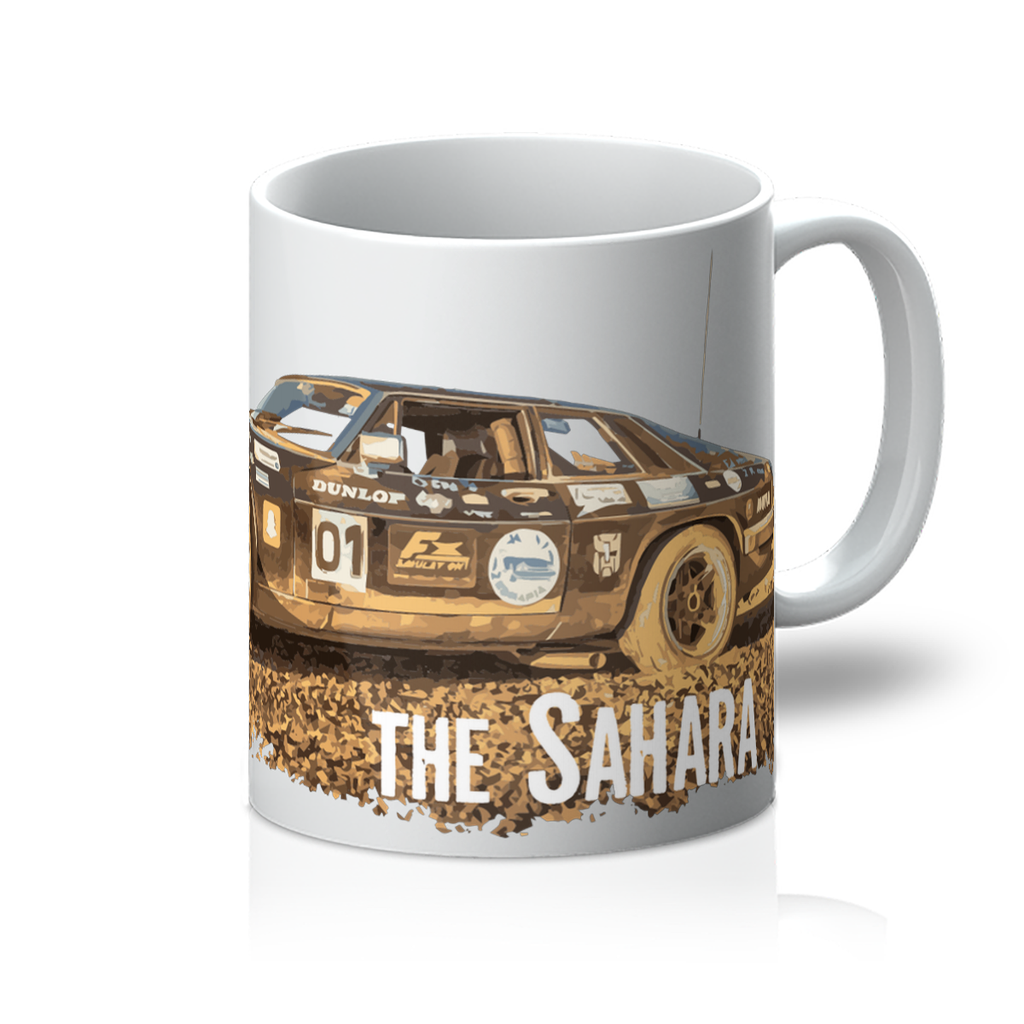 Rust 2 Sahara - The Black Pearl Mug