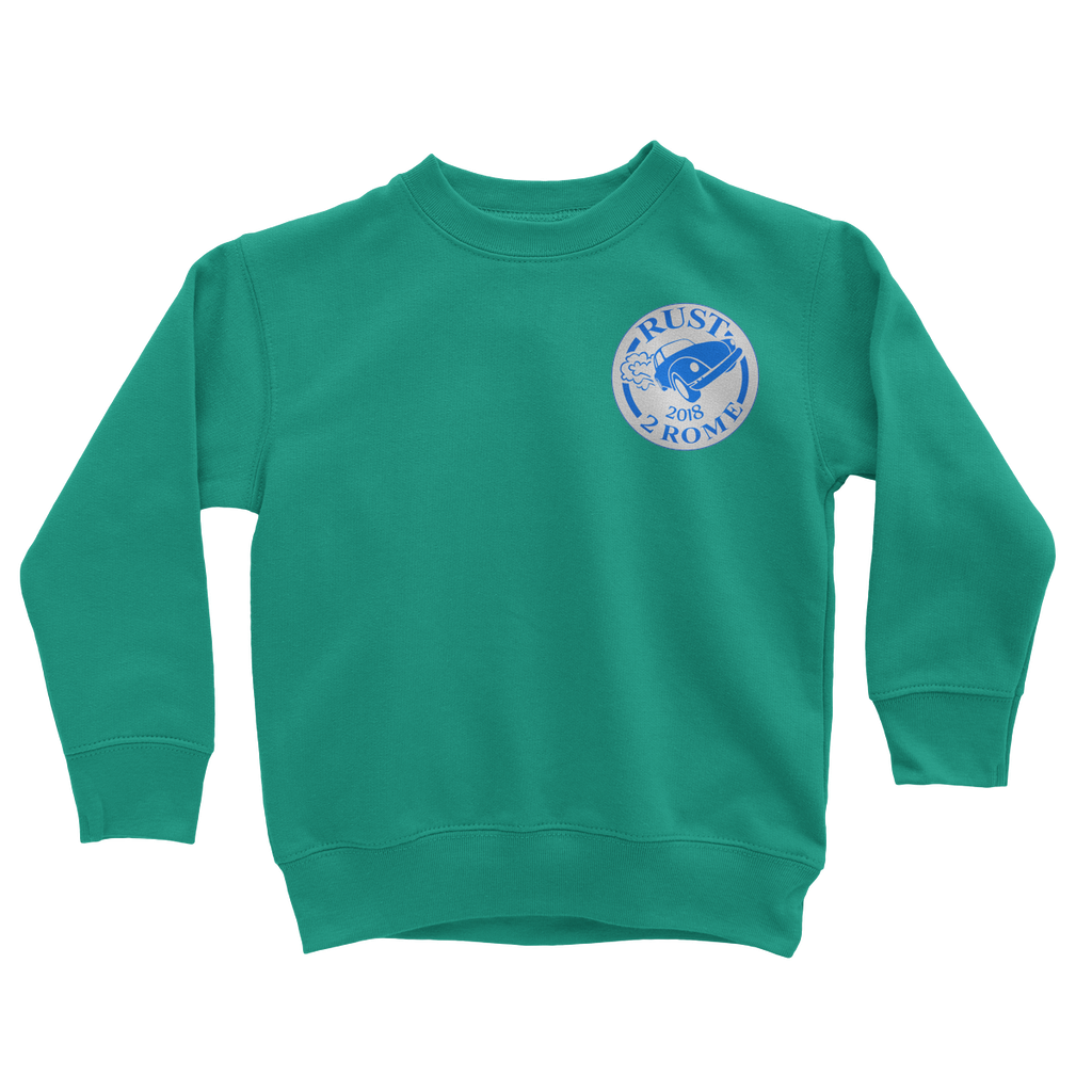 Rust 2 Rome Logo 2018 Kids Sweatshirt