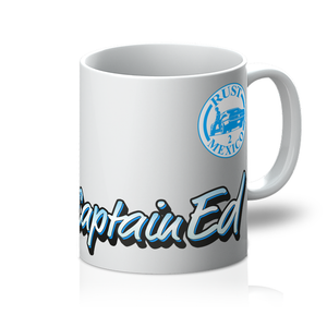 Team Name Captain Ed Mug