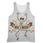 Rust 2 Mexico - Bones Sublimation Vest