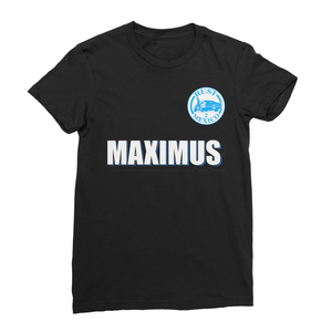Team Name Maximus Women's Fine Jersey T-Shirt