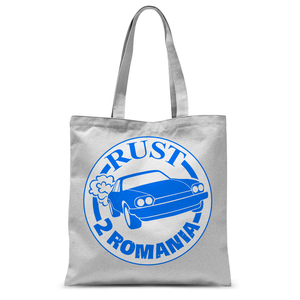 Rust 2 Romania - Logo Tote Bag