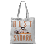 Rust 2 Sahara - Bug Tote Bag