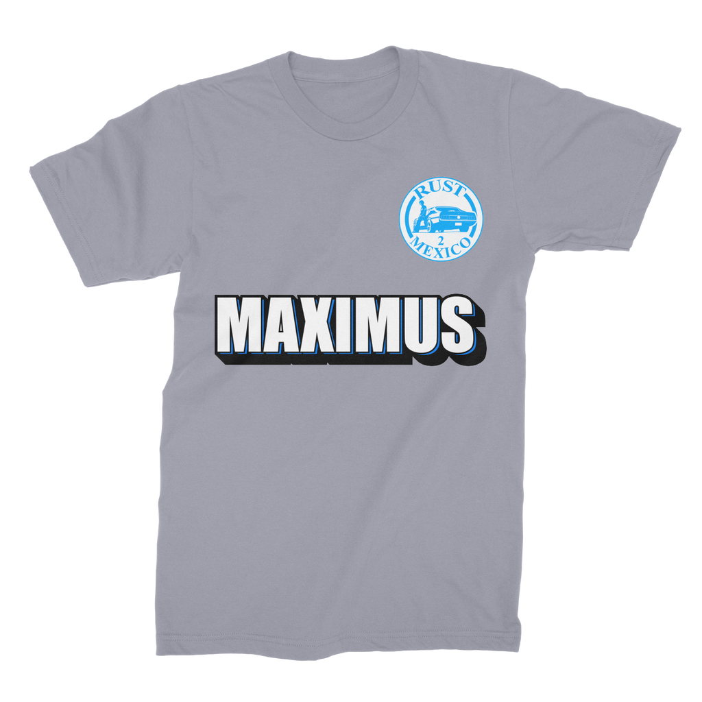 Team Name Maximus Unisex Fine Jersey T-Shirt