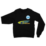 Team Name 5 Star Racing Heavy Blend Crew Neck Sweatshirt