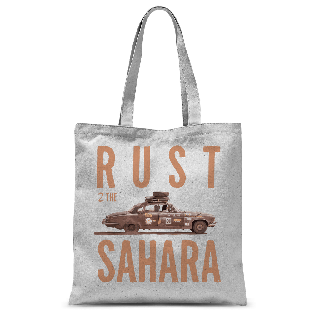 Rust 2 Sahara - Mk10 profile Tote Bag