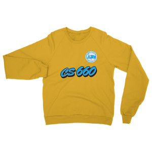 Team Name CS 660 Heavy Blend Crew Neck Sweatshirt