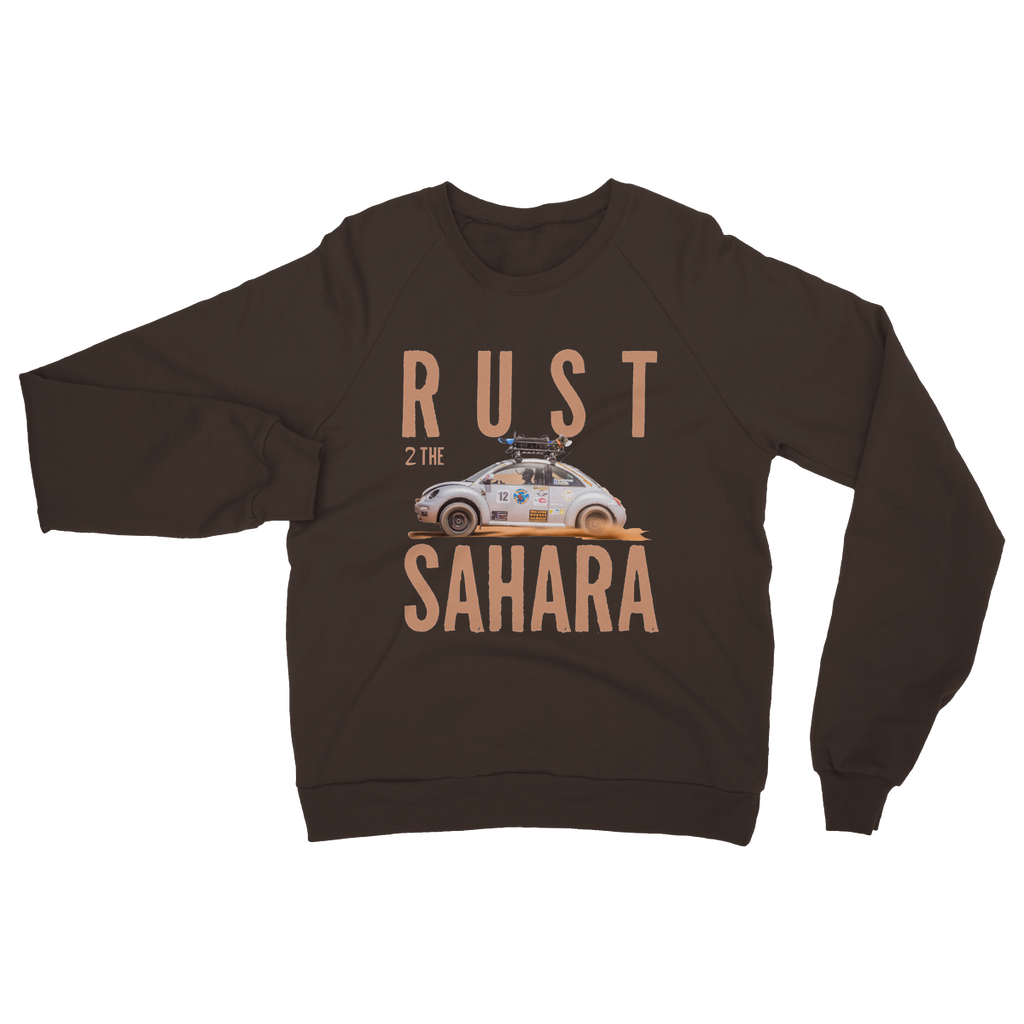 Rust 2 Sahara - Bug Heavy Blend Crew Neck Sweatshirt