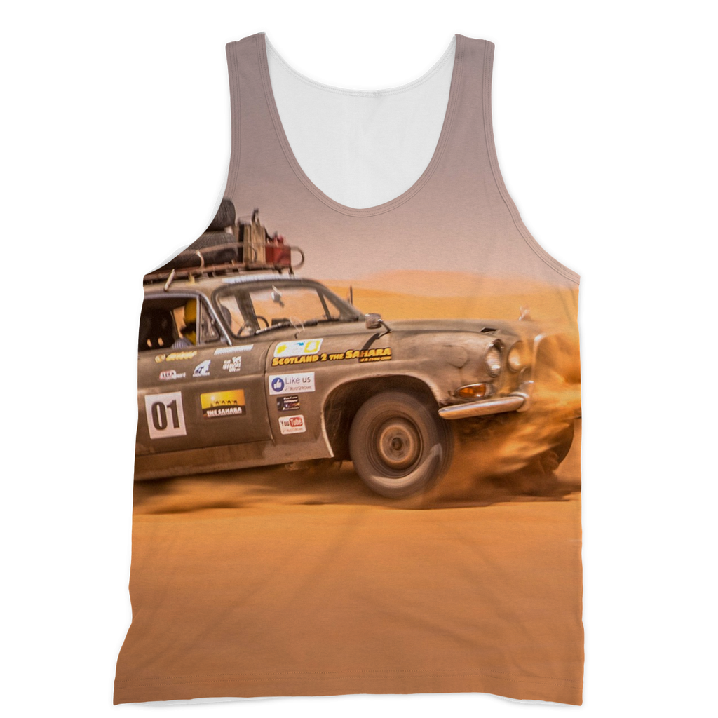 Rust 2 Sahara - Mk 10 Sand Warrior Sublimation Vest
