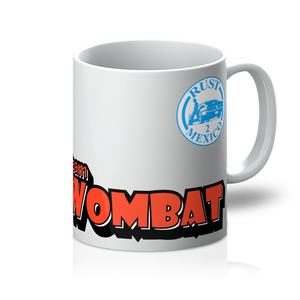 Team Name Team Wombat Mug
