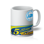 Team Name 5 Star Racing Mug