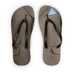 Need For Tweed Flip Flops