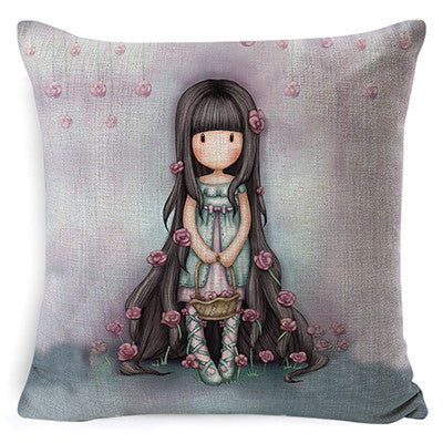 Doll Premium Pillow
