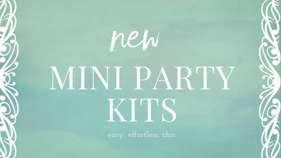New Mini Party Kits