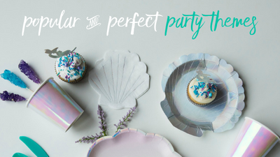 Popular & Perfect Party Themes