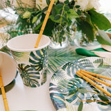 ECO-FRIENDLY TROPICAL PARTY IN A BOX