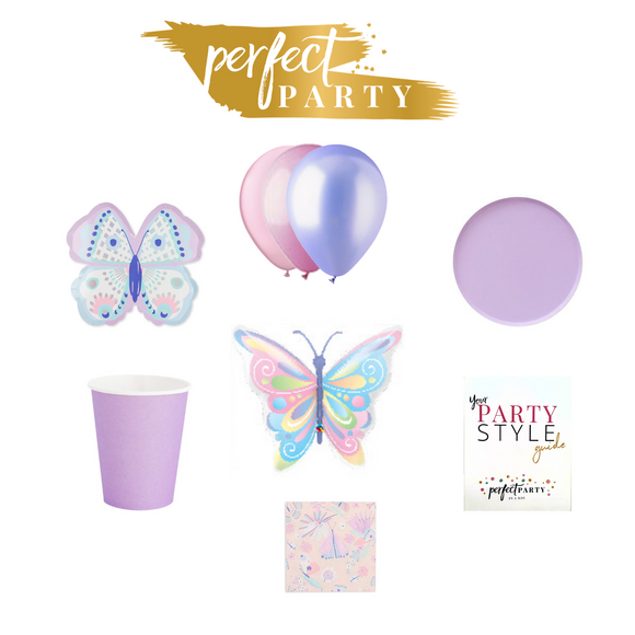 BUTTERFLY FLUTTER PETITE PARTY