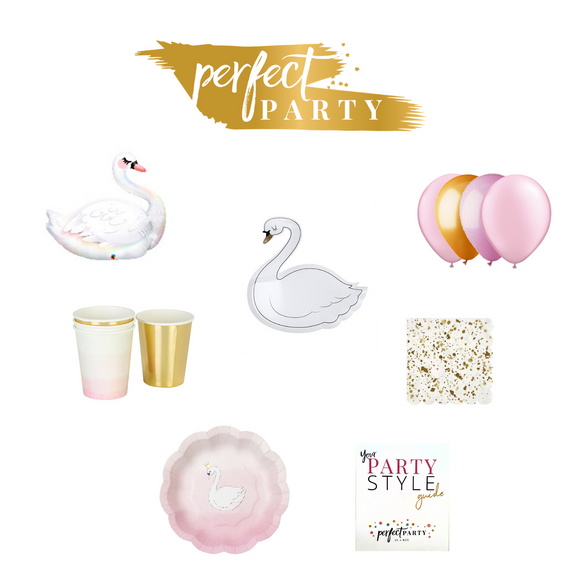 ** NEW** SWEET SWAN PETITE PARTY