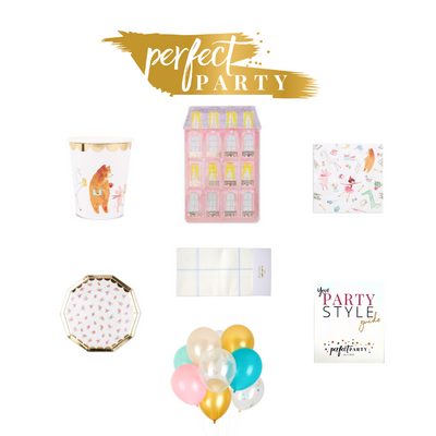 Lola Dutch Petite Party Box vision board