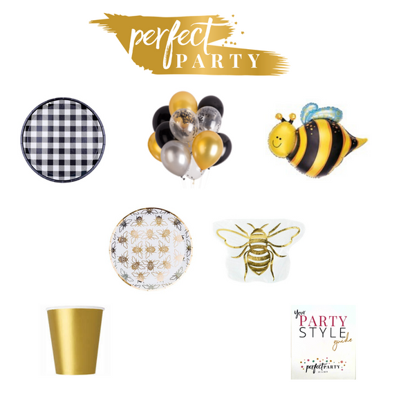 BUMBLE BEE PETITE PARTY BOX