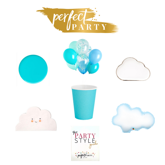 ON CLOUD 9 PETITE PARTY