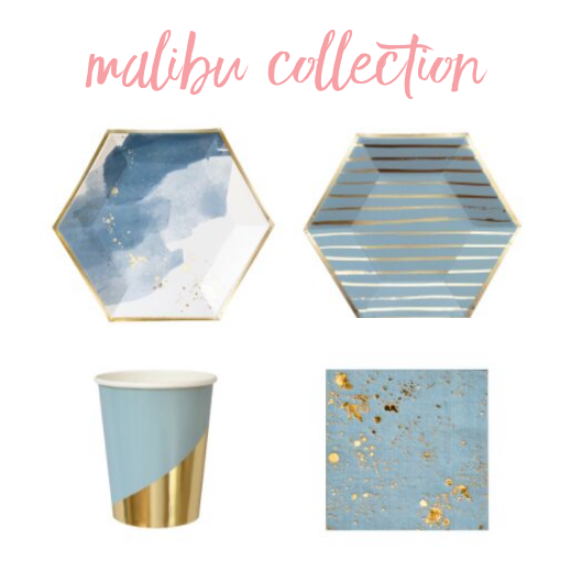 Malibu Collection Petite Party Supplies