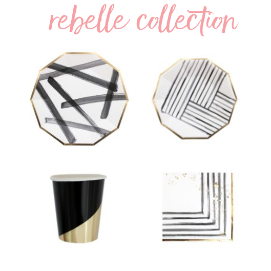 REBELLE MINI PARTY KIT
