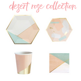 DESERT ROSE MINI PARTY KIT