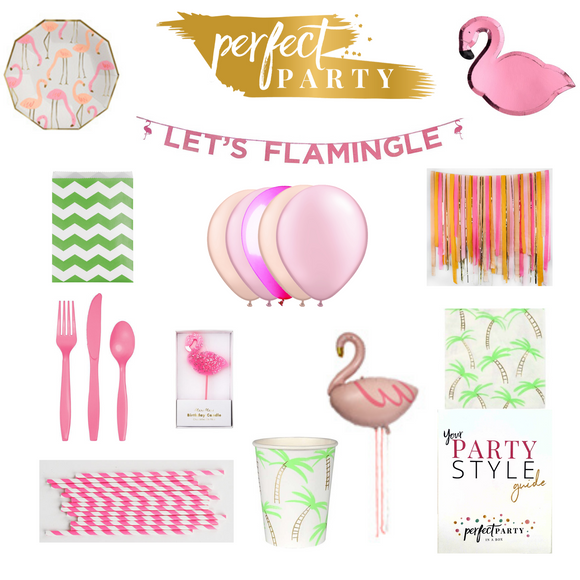 LET'S FLAMINGLE PARTY IN A BOX