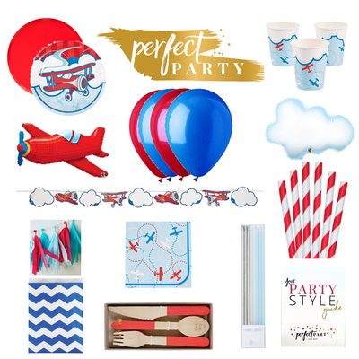 Vintage Party In a Box Vision Board